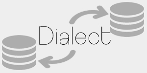 Dialect, a flexible cross-vendor SQL builder, using grammar-templates, for PHP, Python, Node/XPCOM/JS, ActionScript