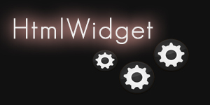 HtmlWidget, standalone & pluggable optimised html widgets for PHP, Python, Node/XPCOM/JS